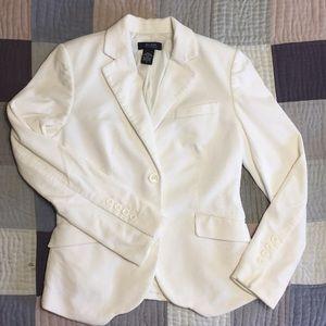 Corduroy Victoria's Secret Blazer